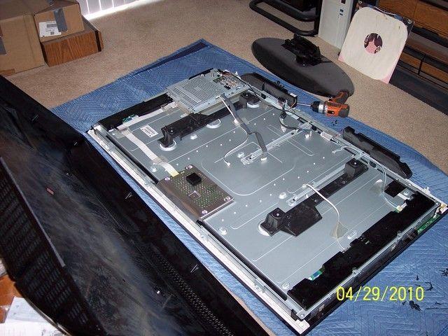 Samsung_LN52A650-Repair